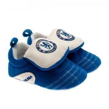 Chelsea F.C. Velcro Boot Crib 3/6