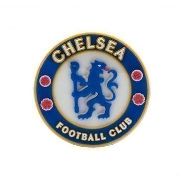 Chelsea Jääkaappimagneetti Logo 3D