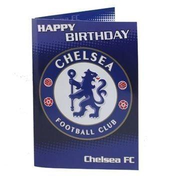 Chelsea Musical Syntymäpäiväkortti