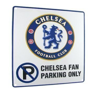 Chelsea No Parking Merkki