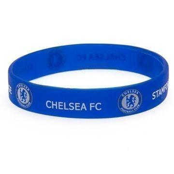 Chelsea Silicone Wristband