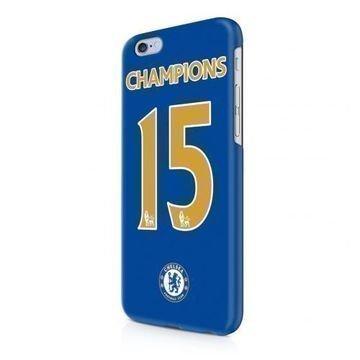 Chelsea Suojakuori iPhone 6 Champions