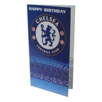 Chelsea Syntymäpäiväkortti