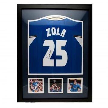 Chelsea Zola Signeerattu Paita
