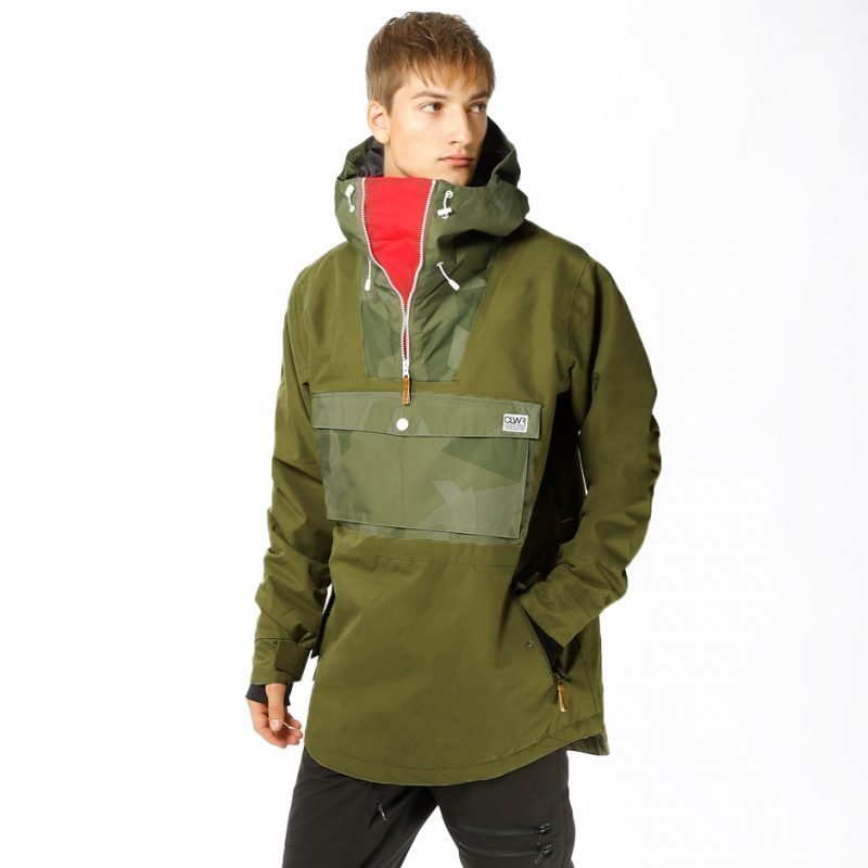Colour Wear CLWR Anorak