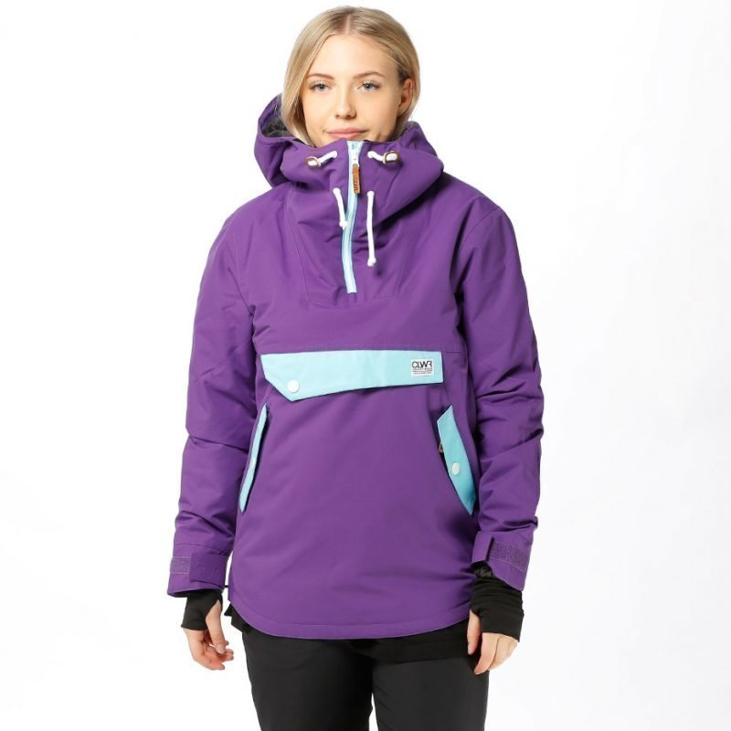 Colour Wear Recruit Anorak