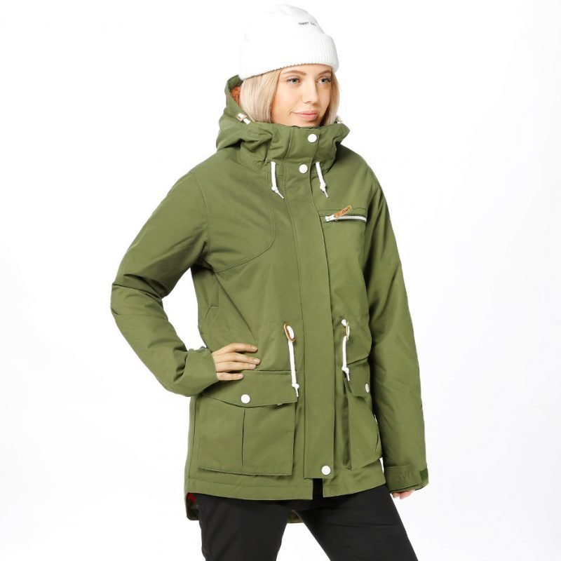 Colour Wear Up Parka