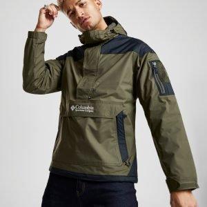 Columbia Challenger Pullover Jacket Vihreä