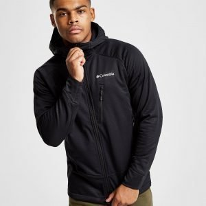 Columbia Steel Clift Softshell Jacket Musta