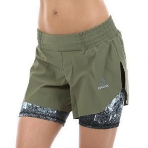 Combat 2-in-1 Kickboxing Short