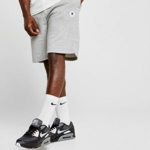 Converse Chuck Fleece Shorts Harmaa