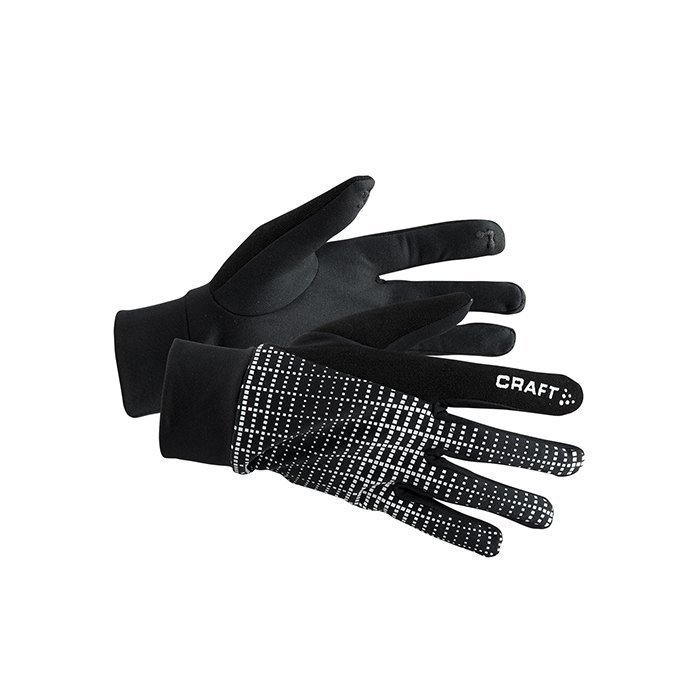 Craft Brilliant 2.0 Thermal Glove Black 9/Medium
