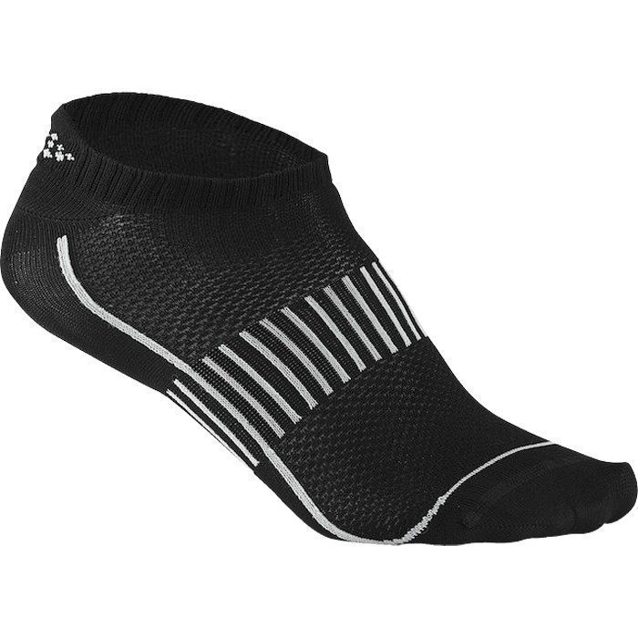 Craft Cool Training 2pack Shaftless Sock black 34/36