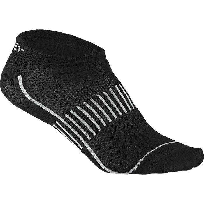 Craft Cool Training 2pack Shaftless Sock black 34/36