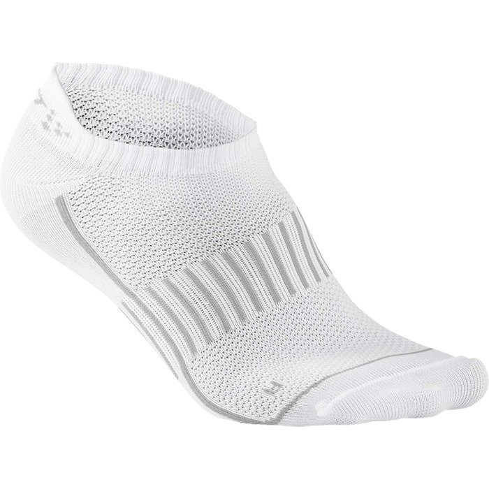 Craft Cool Training 2pack Shaftless Sock white 34/36