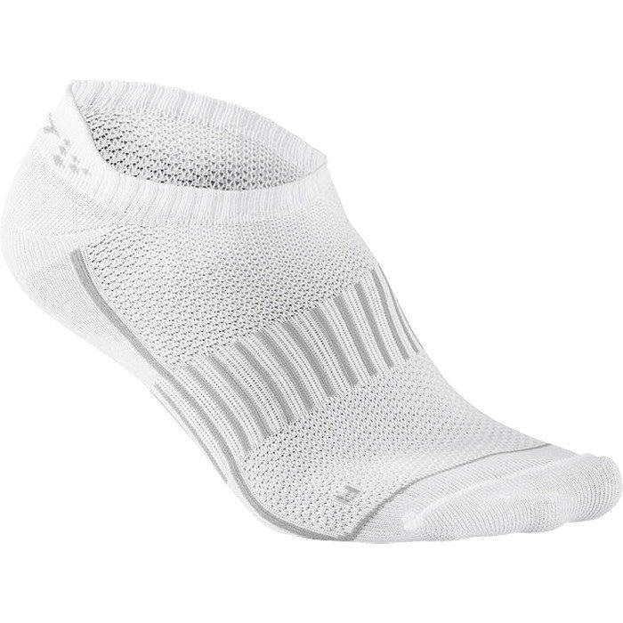 Craft Cool Training 2pack Shaftless Sock white