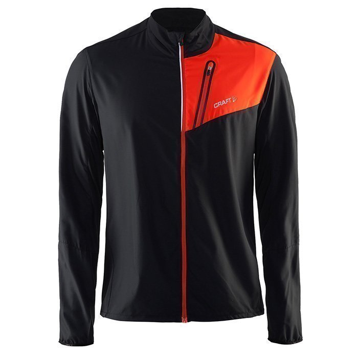 Craft Devotion Jacket M Black/Heat S