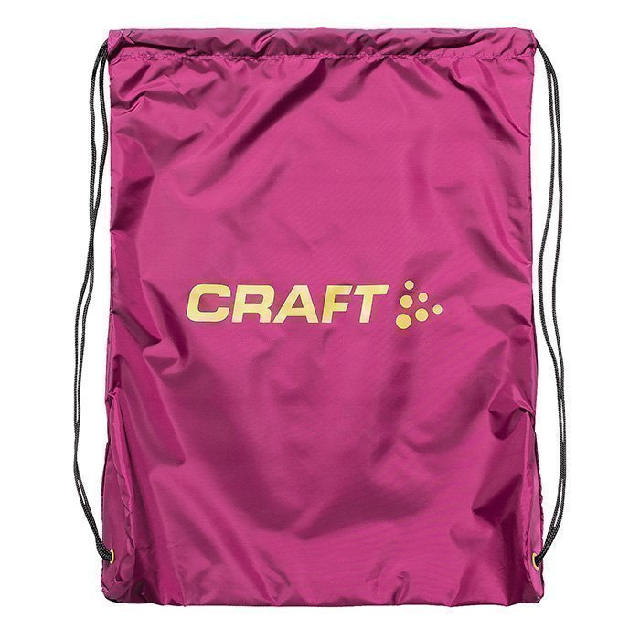 Craft Gym Bag Pink/Yellow OS