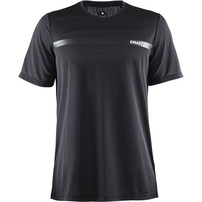 Craft Joy SS Shirt M black 2XL