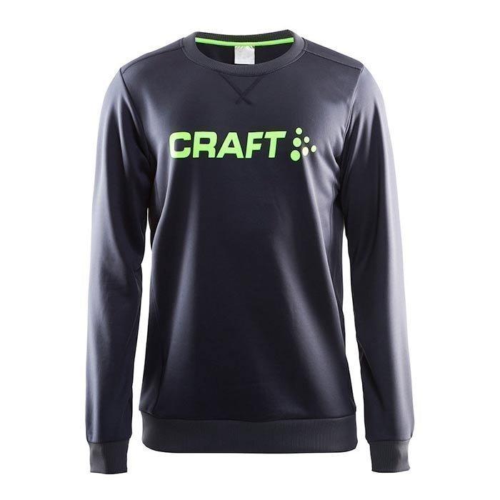 Craft Precise Sweatshirt M asphalt S