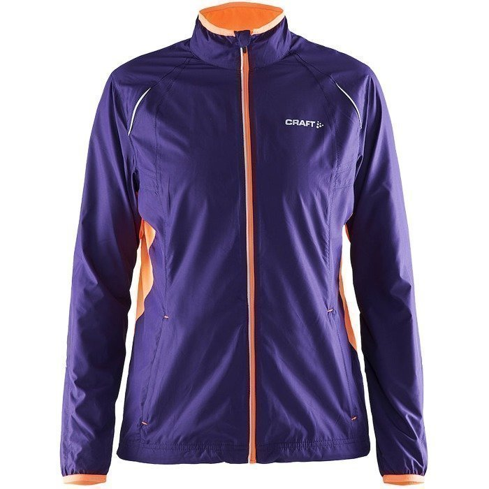 Craft Prime Jacket W dynasty/flourange XL