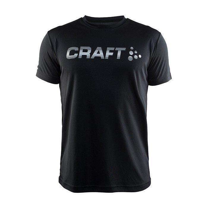 Craft Prime Logo Tee Black Medium