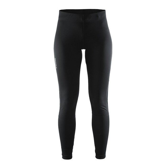 Craft Prime Tights solid black S