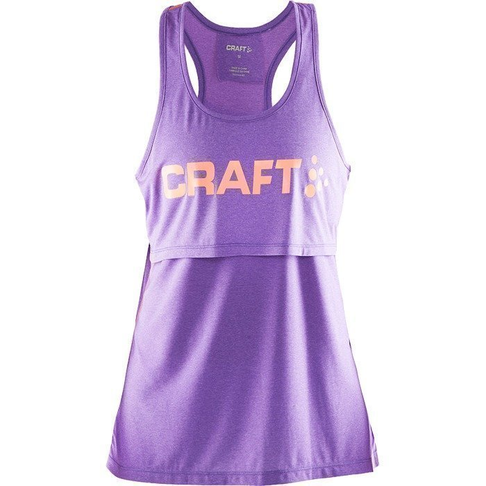 Craft Pure Light Tank W lilac XS