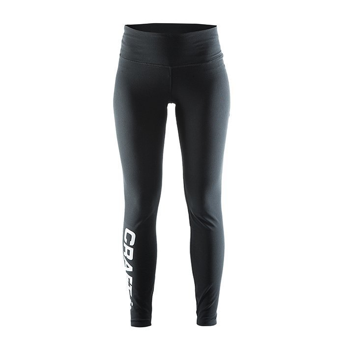 Craft Pure Tights Black/Silver Large
