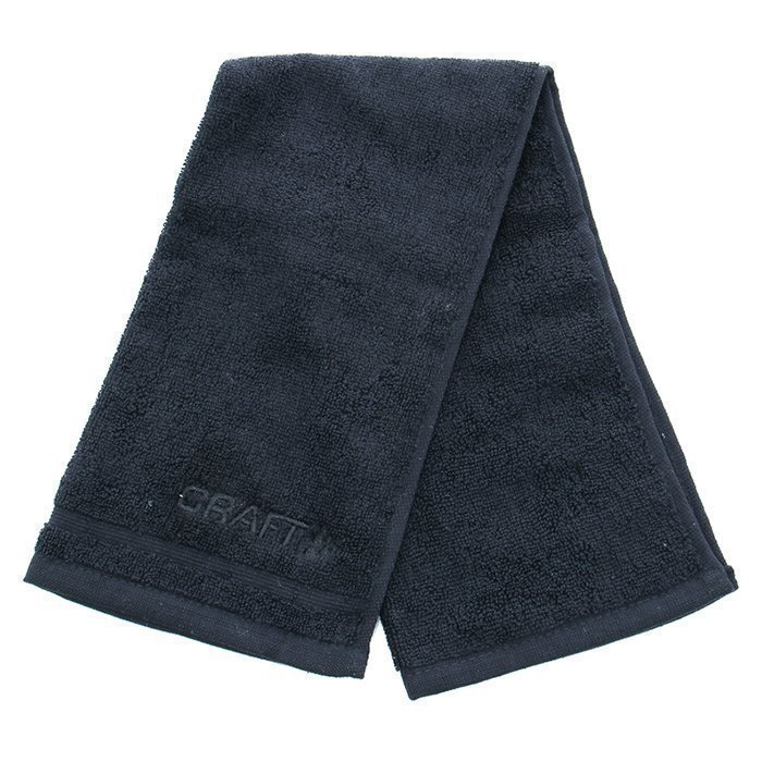 Craft Sweat Towel Black