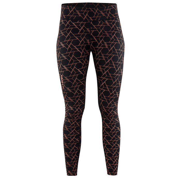 Craft Tone Tights Black/Caleid Small