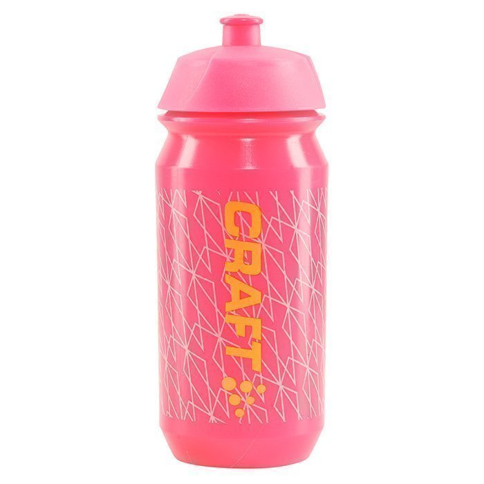 Craft Water Bottle Pink/Yellow OS