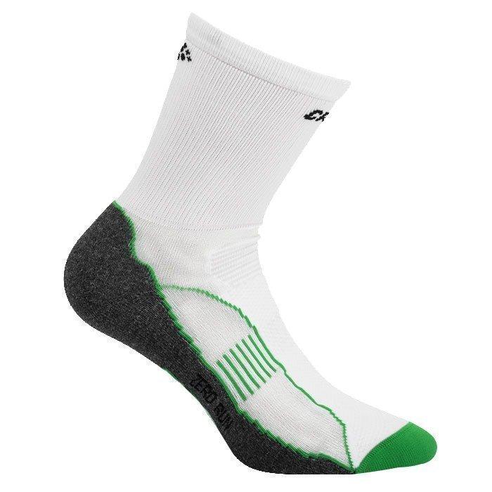 Craft Zero Run Sock white 34-36