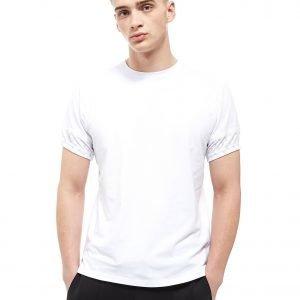 Creative Recreation House Pattern T-Shirt Valkoinen