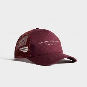 Creative Recreation Trucker Lippis Punainen