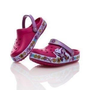 Crocband Butterfly Clog K