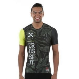 CrossFit SS Compression AOP