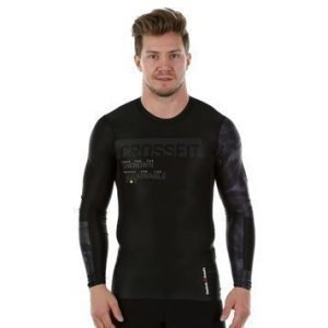 Crossfit LS Compression Shirt