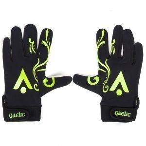 Daricia Karakal Gaelic Gloves Musta