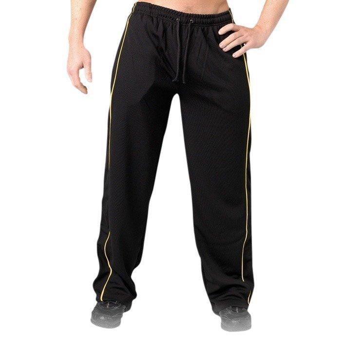 Dcore Comfy mesh pant black-white L