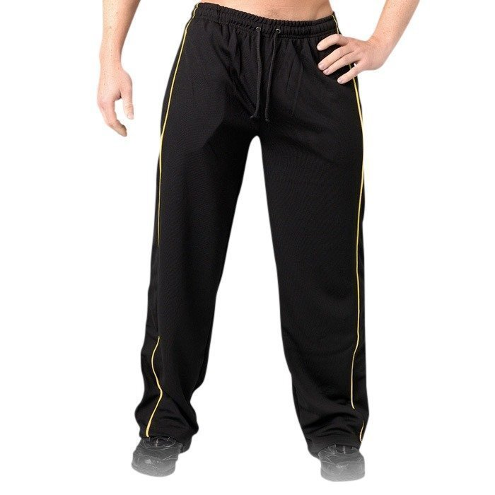 Dcore Comfy mesh pant black-white M