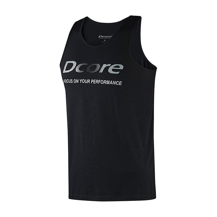 Dcore Core Tank Black S