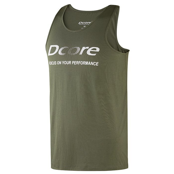 Dcore Core Tank Green XXL