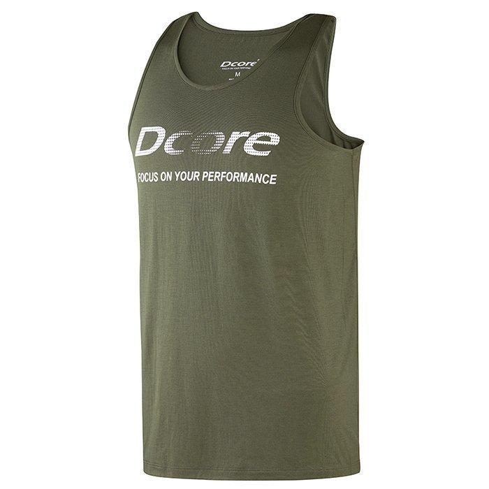 Dcore Core Tank Green