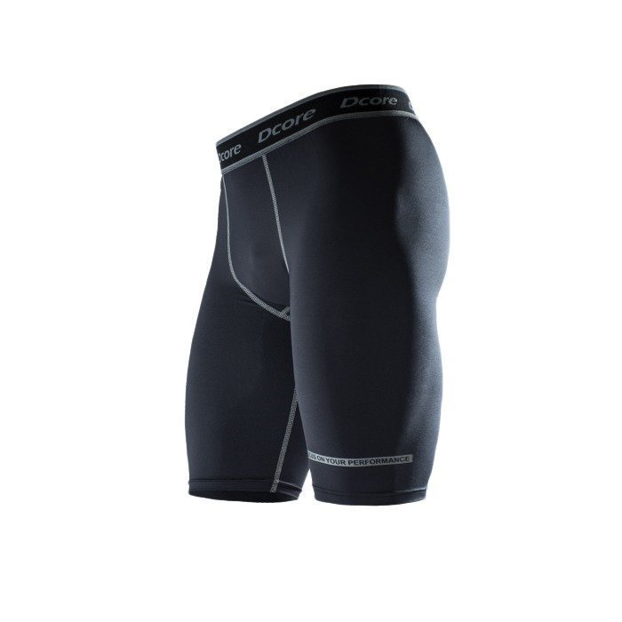 Dcore FT Compression Short black S