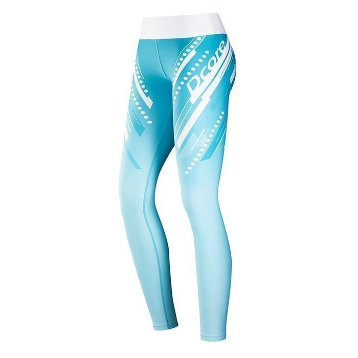 Dcore Frost Tights Blue XS