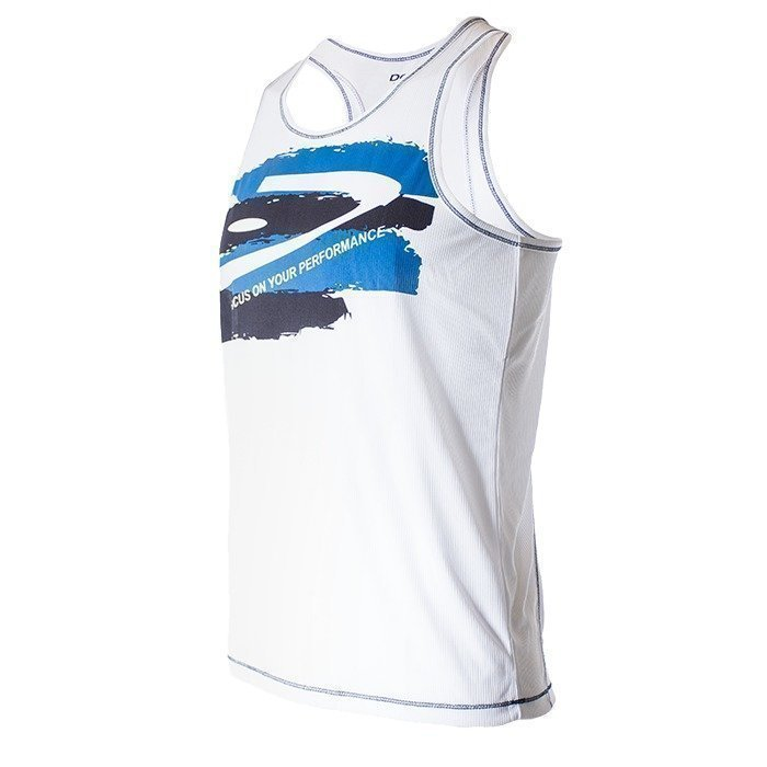 Dcore LW Sign ribsinglet white XL