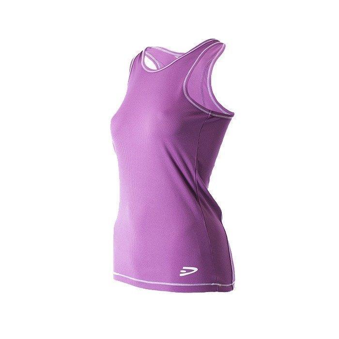 Dcore Lightweight Ribsinglet Women violet L