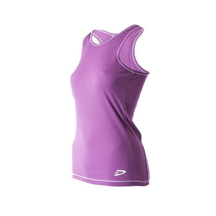 Dcore Lightweight Ribsinglet Women violet M