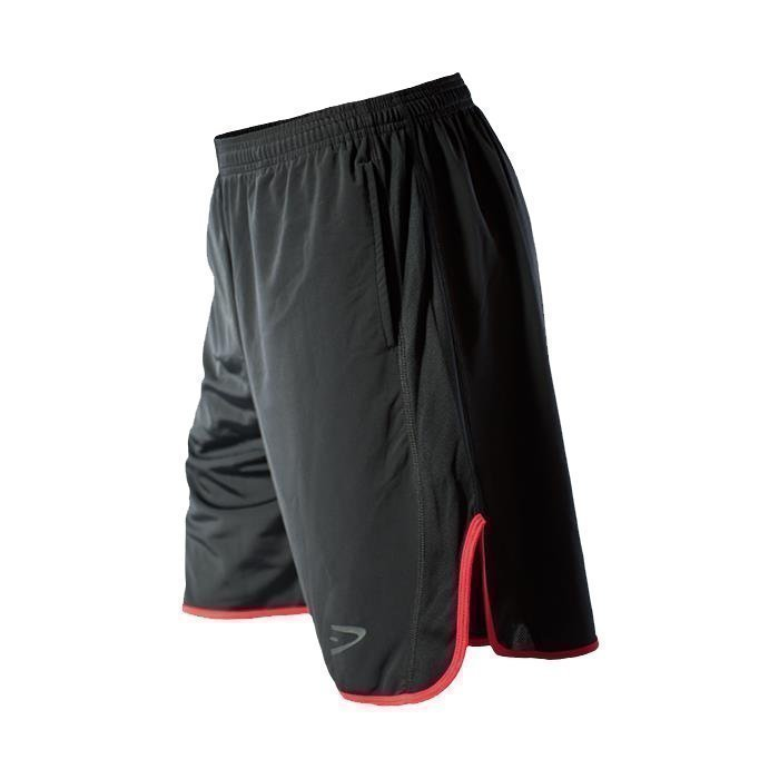 Dcore Performance X-Fit Shorts black/red